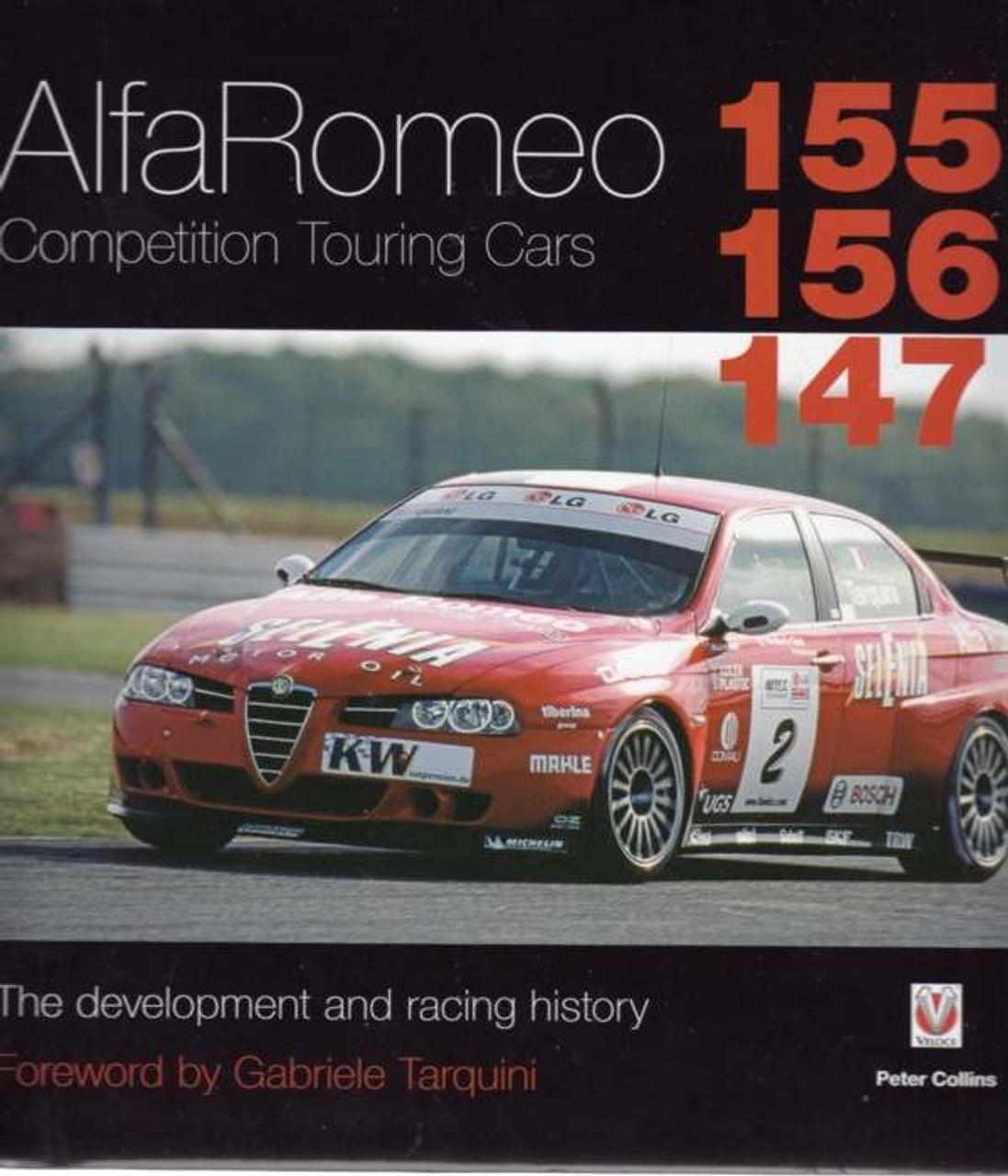Alfa Romeo Competition Touring Cars 155, 156, 147