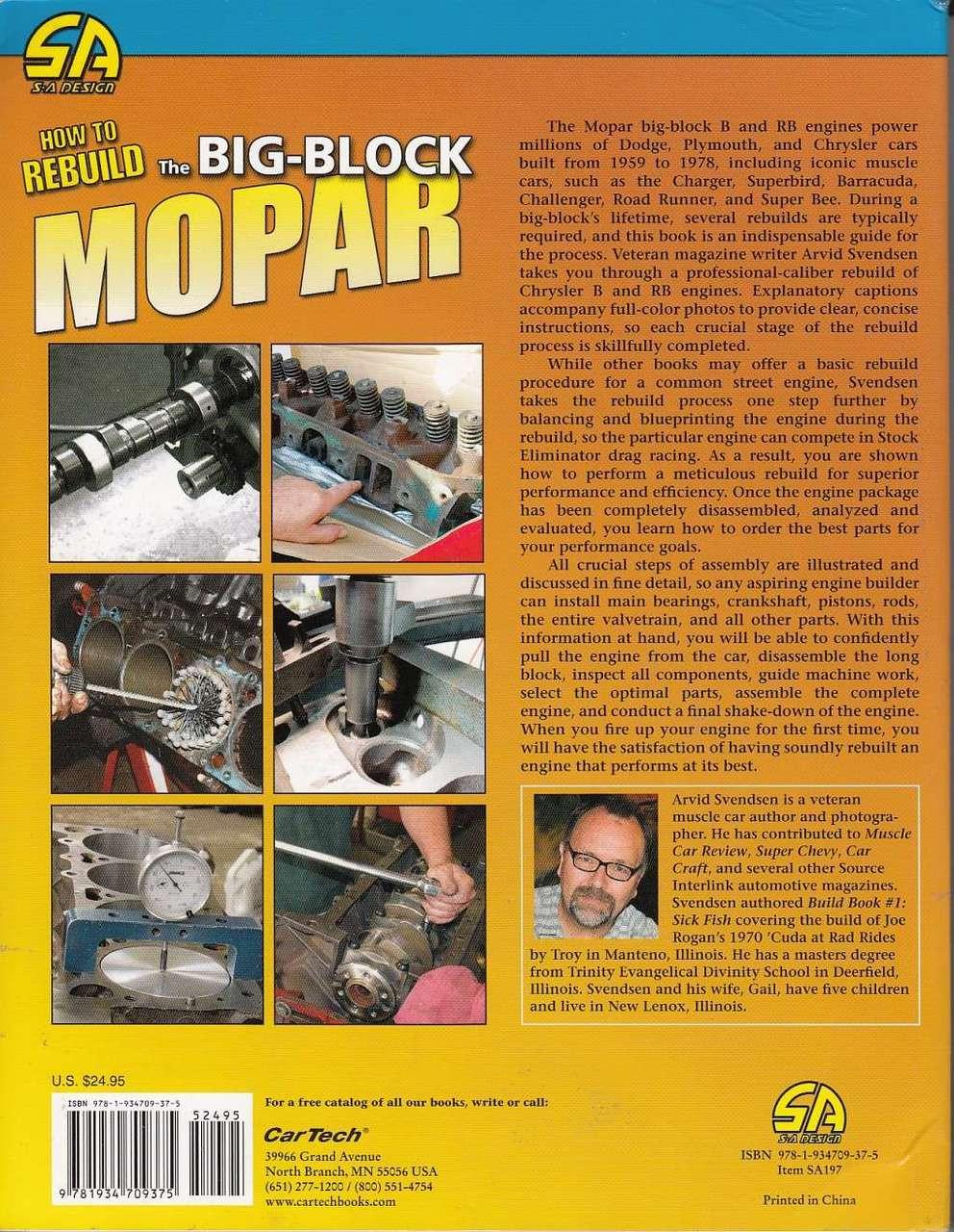 600 ci big block mopar