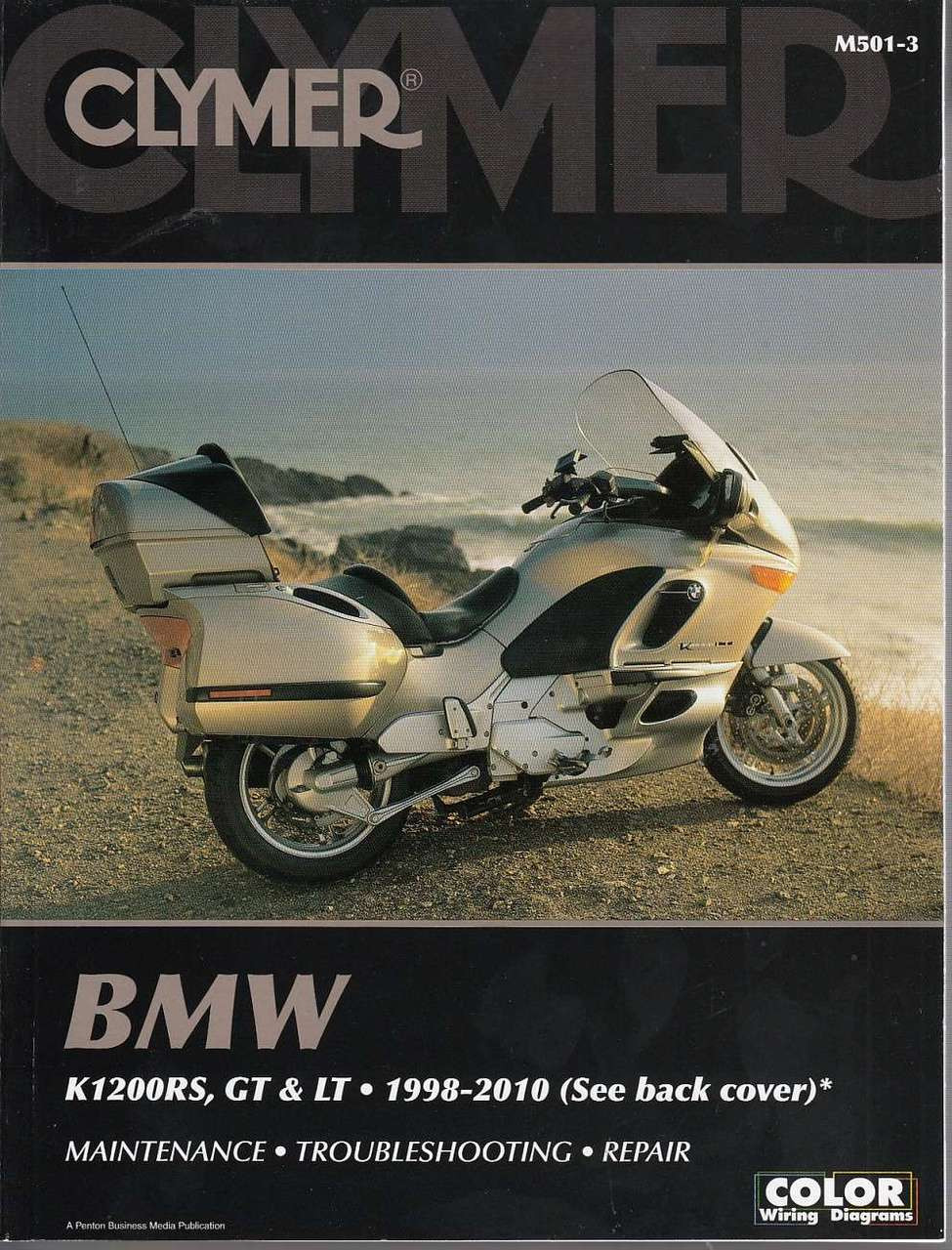 Bmw K1200rs K1200gt K1200lt 1998 2010 Workshop Manual