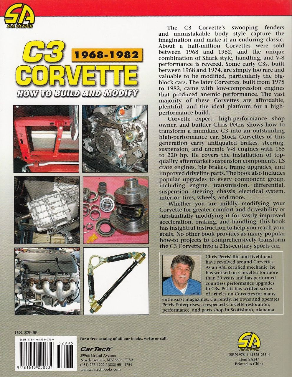 c3 corvette restoration books