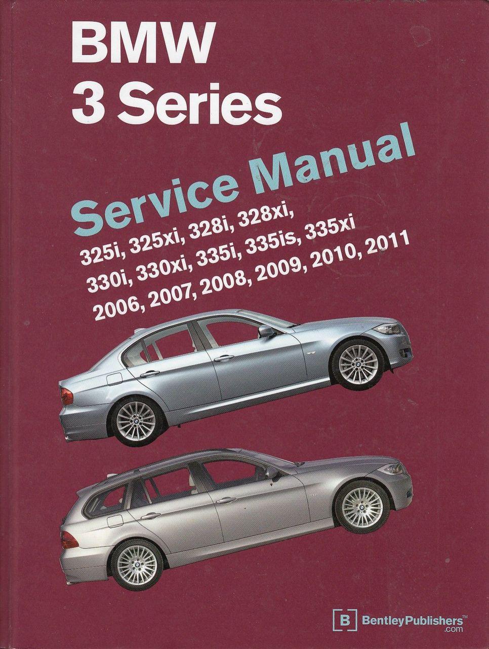 BMW 3 SERIES E90 E91 E92 E93 2006-2010 WORKSHOP SERVICE REPAIR MANUAL