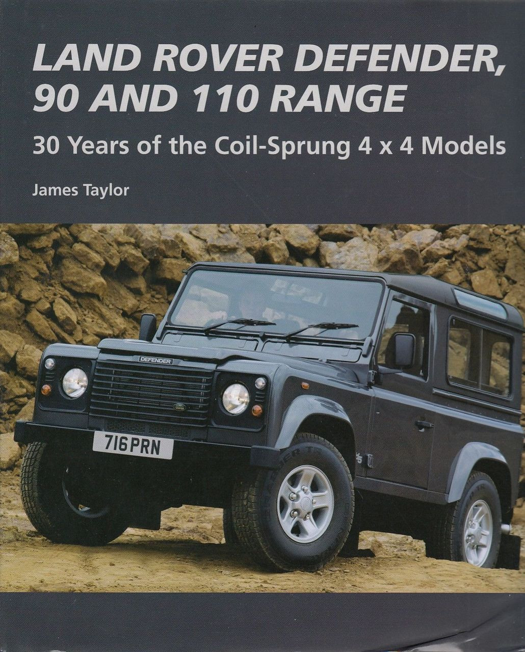 land rover defender, 90 and 110 range 30 years of the coil sprung 4 x 4