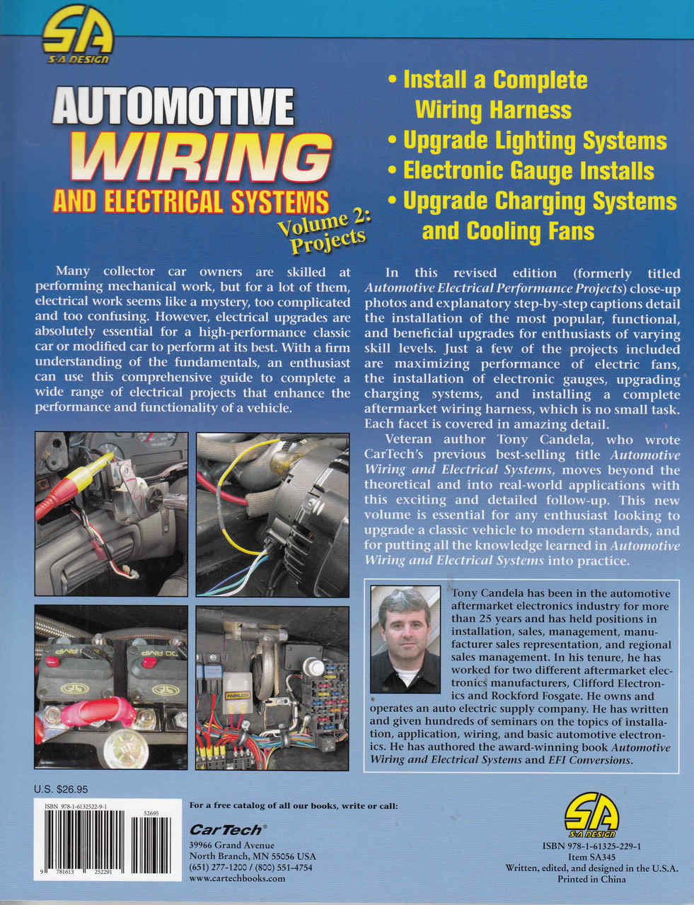 Excellent Automotive Wiring And Electrical Systems Volume 2 Projects Wiring 101 Photwellnesstrialsorg