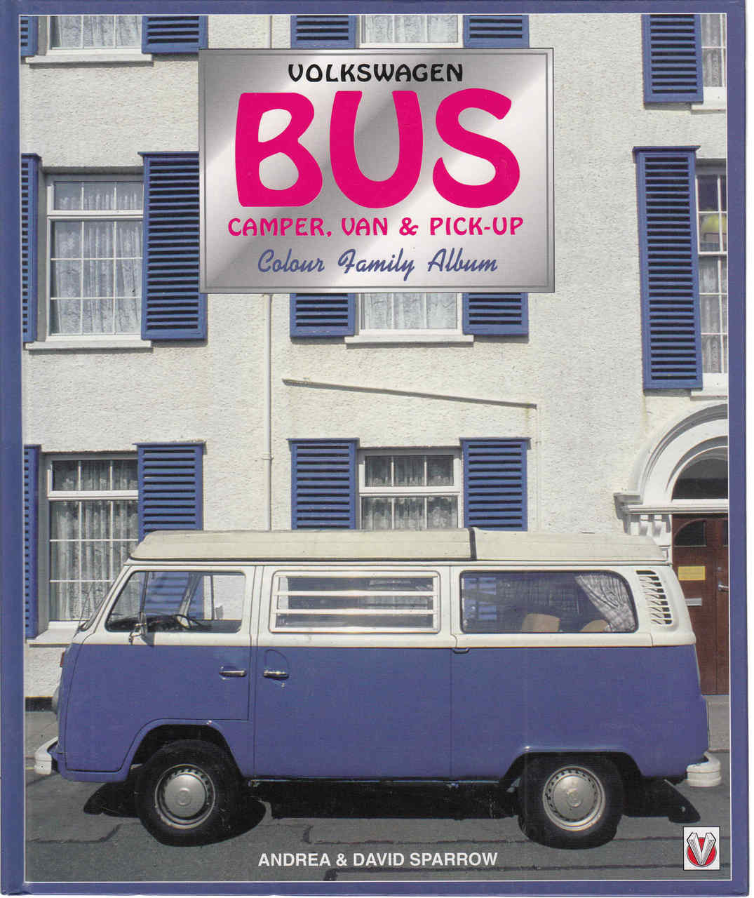 Volkswagen Bus Camper Van Pick Up Colour Family Album