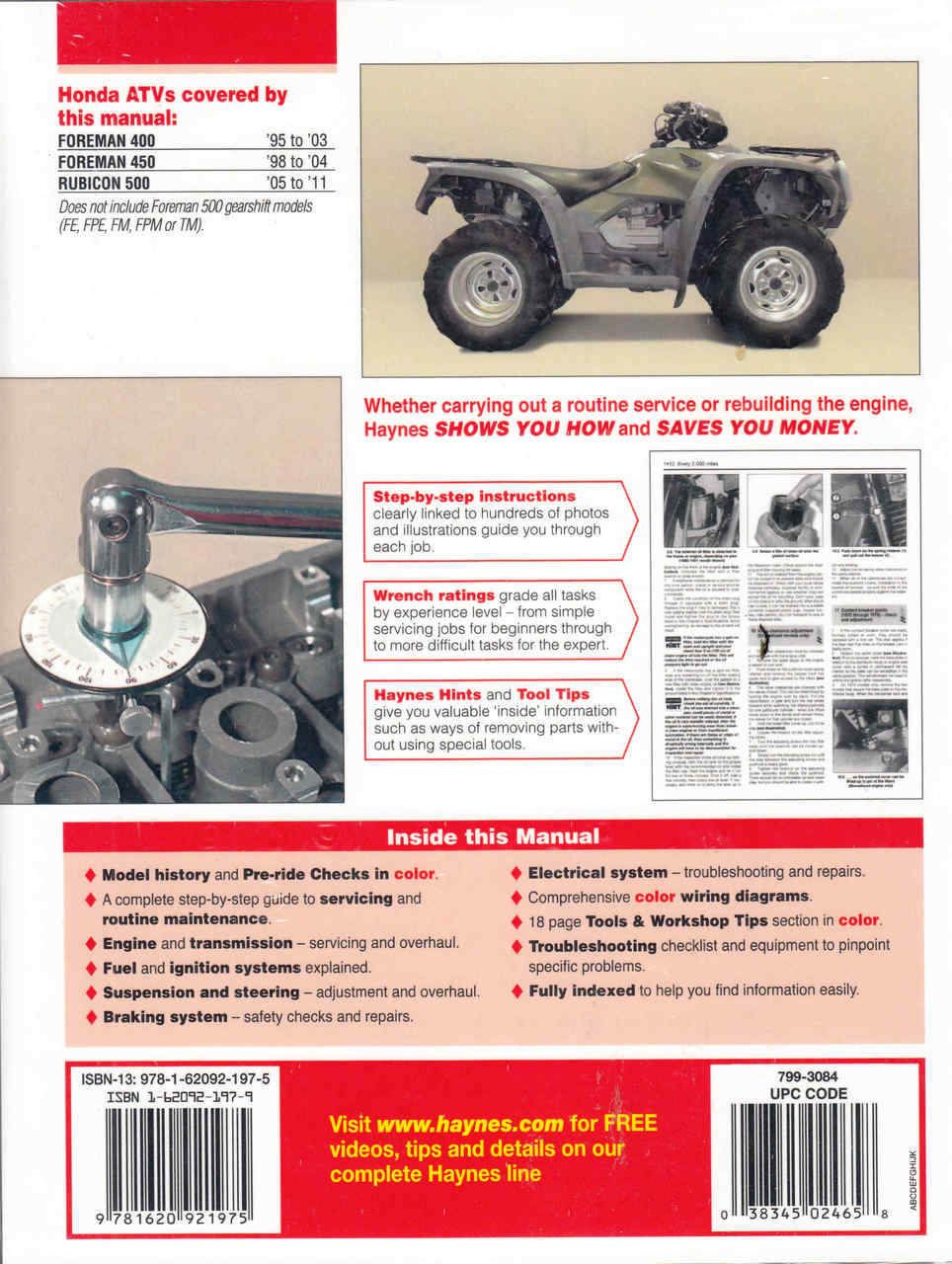 1995 Honda 400 Foreman 4x4 Wiring Diagram - Diagrams Catalogue