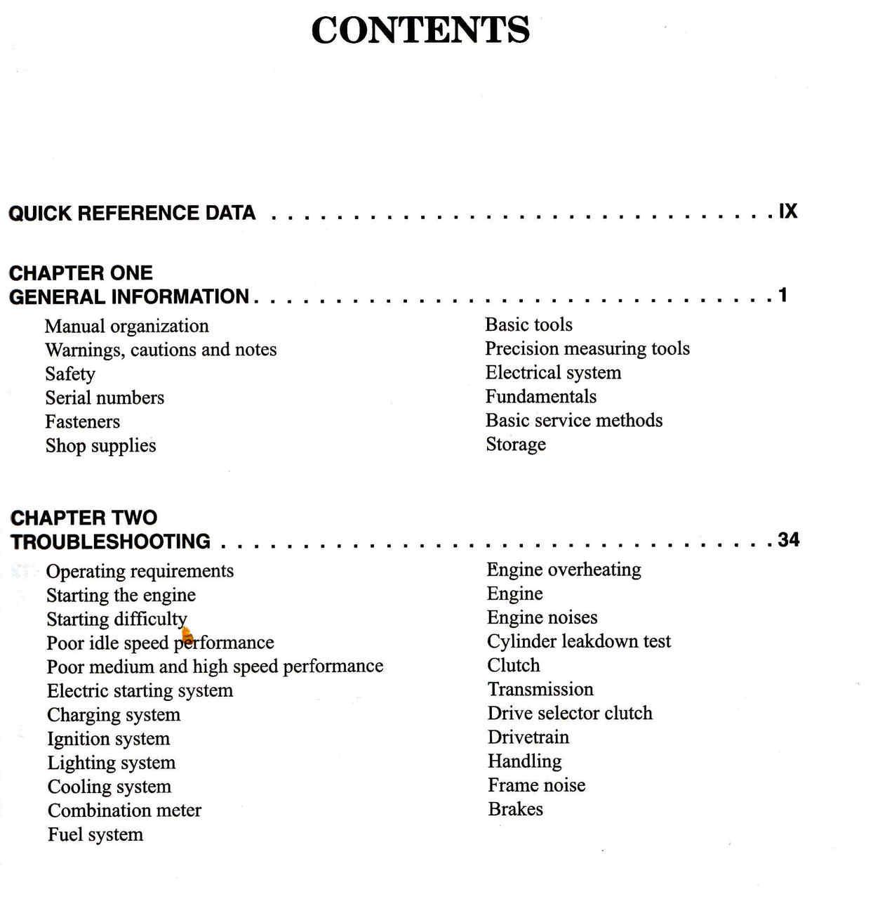 2004 Honda Foreman Trx 450 Wiring Schematic. . Wiring Diagram on