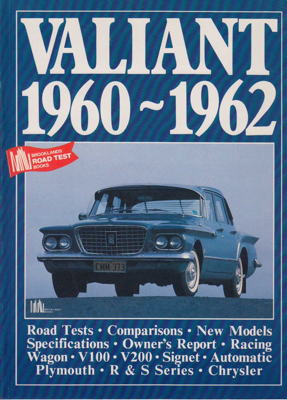 Valiant 1960-1962 Road Tests