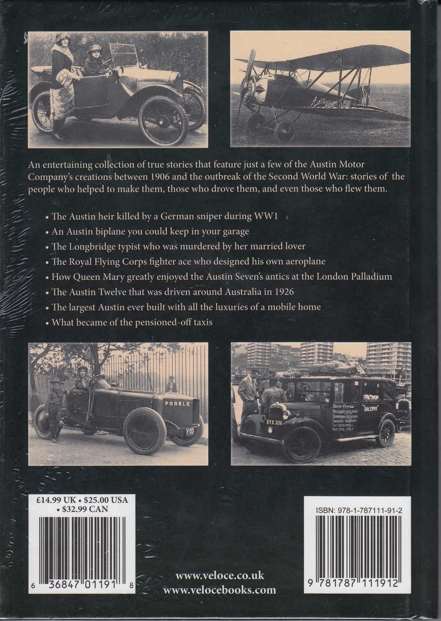 An Austin Anthology 9781787111912