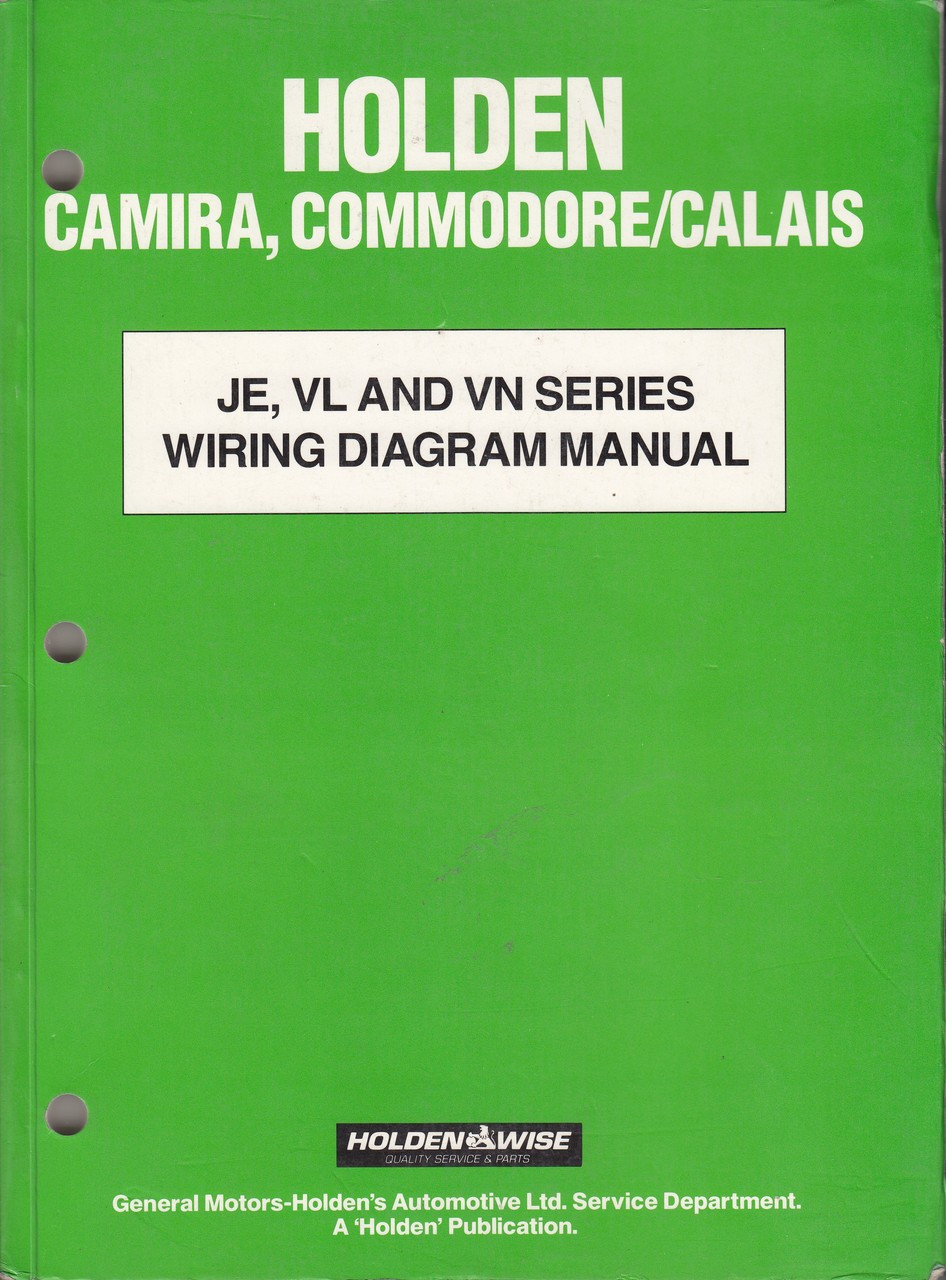 Vl Wiring Diagram | Wiring Diagram on