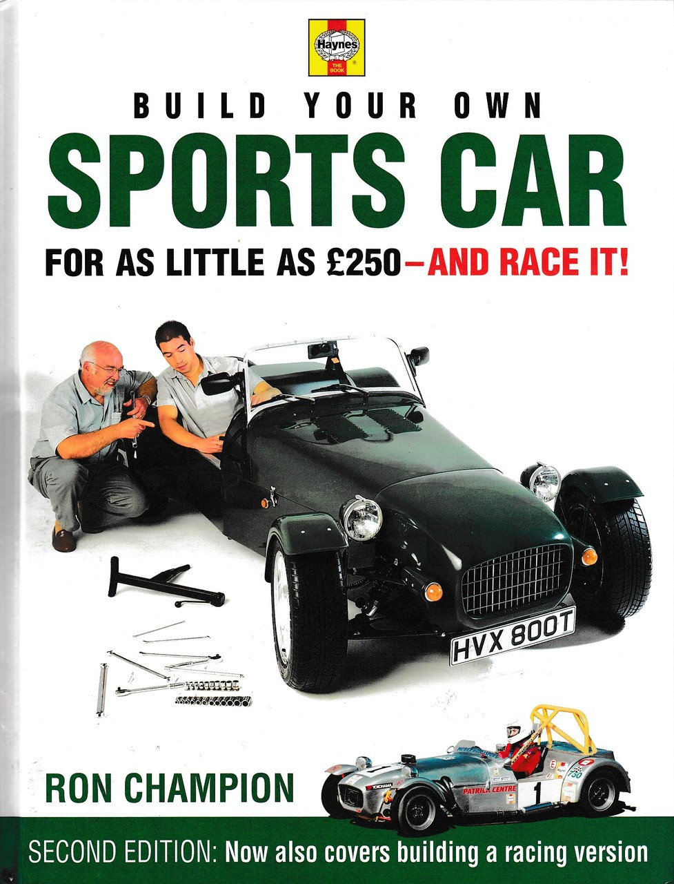 Build Your Car >> Build Your Own Sports Car For As Little As 250 Pounds And Race It