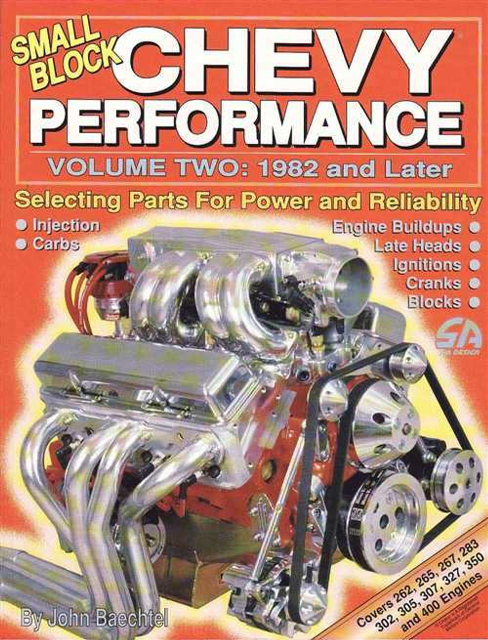 Small Block Chevy Performance Vol 2