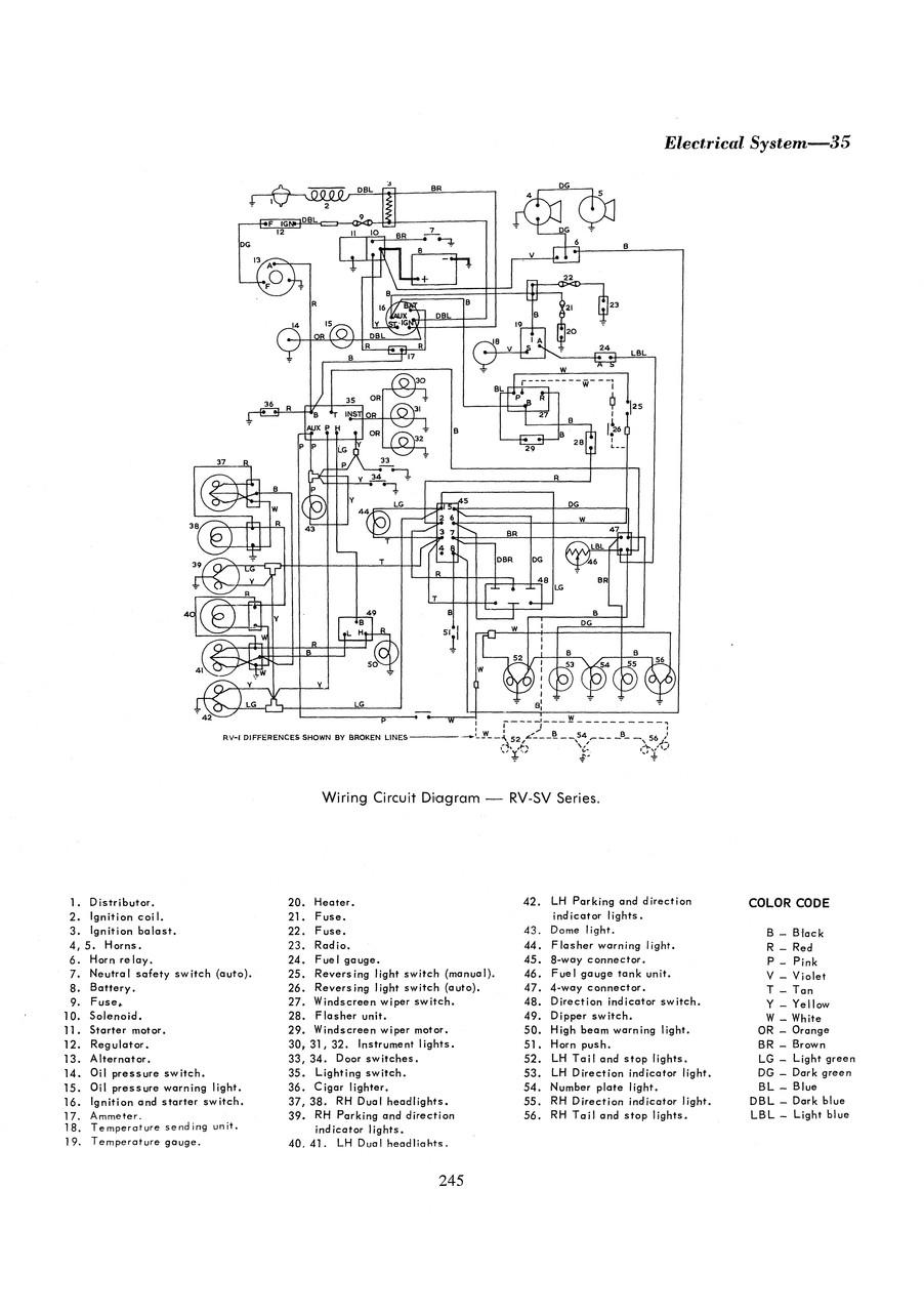 Valiant R-s-ap5-ap6-vc-ve-vf 6 Cylinder 1962