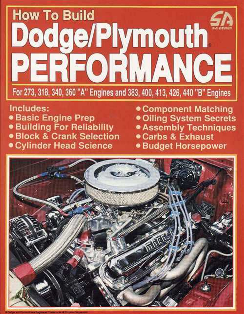 How To Build Dodge / Plymouth Performance