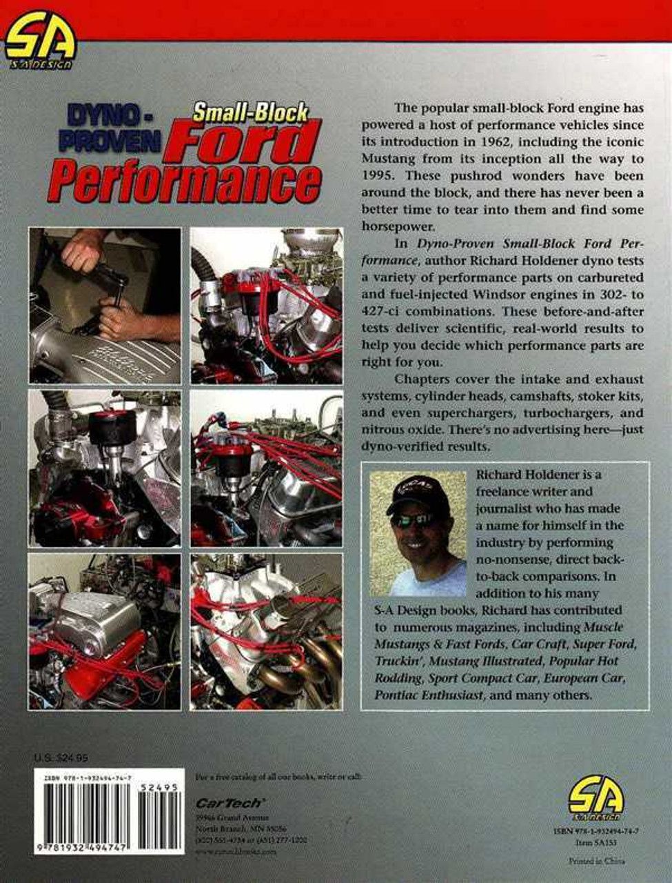 Dyno-Proven Small-Block Ford Performance