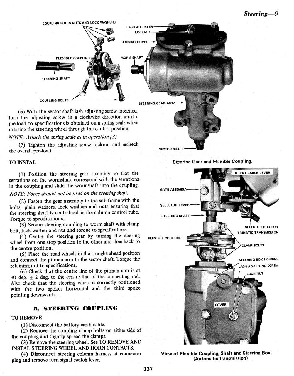 Holden 6 Cylinder Hk  Ht  Hg 1968
