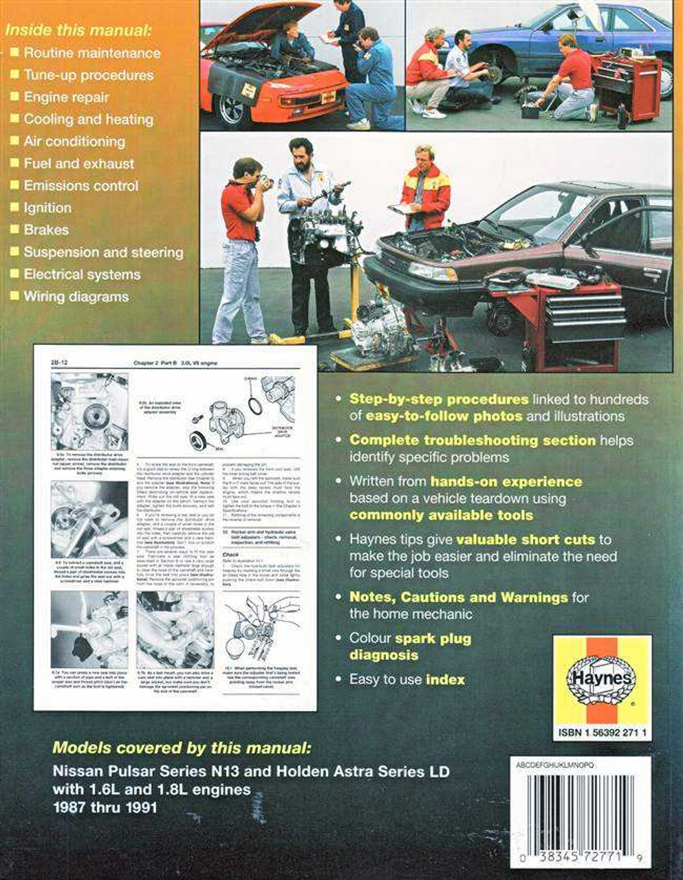 https://www automotobookshop com au/nissan-pulsar-n13-and-holden-astra-ld-1987-1991-haynes-workshop-manual/