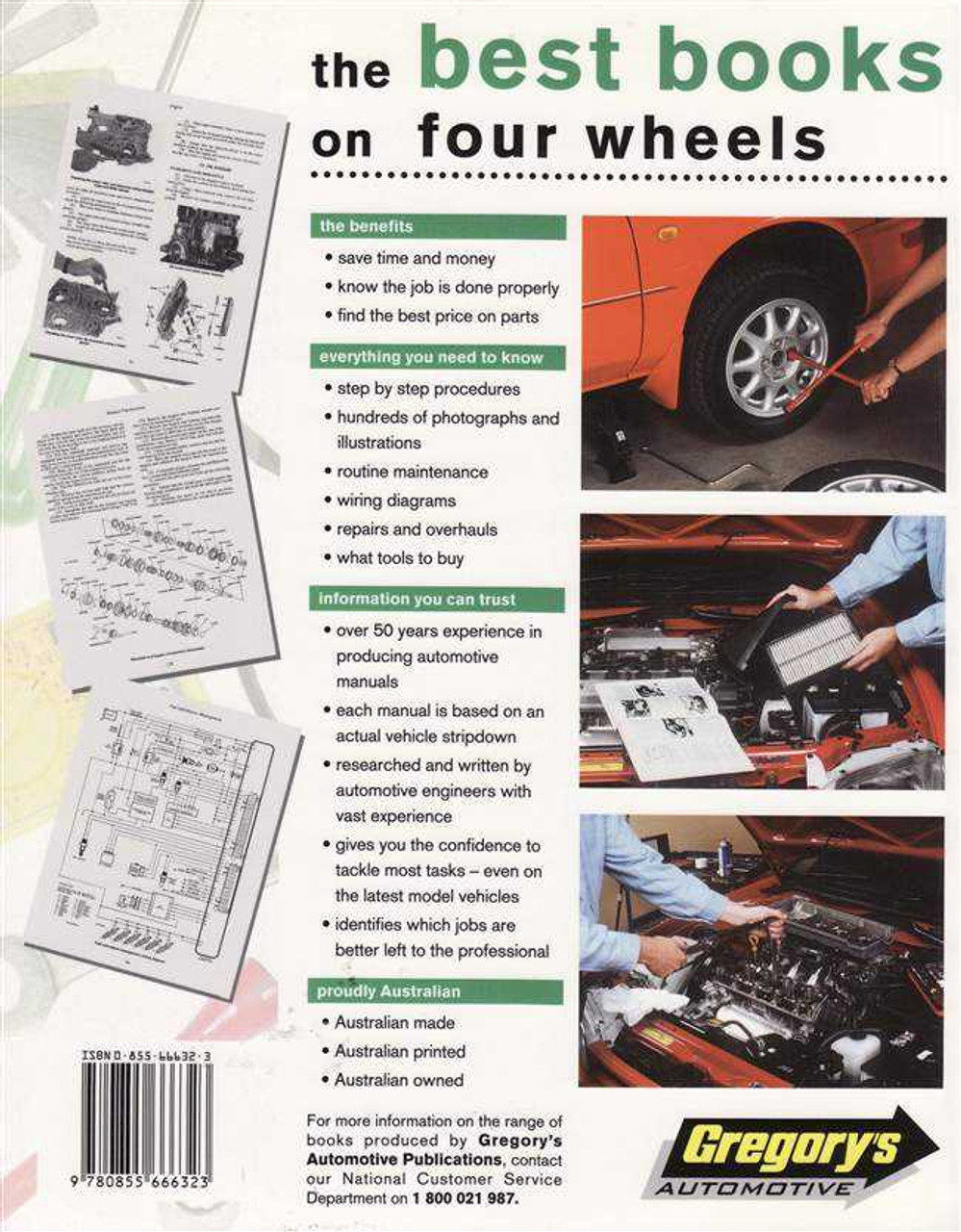 Mitsubishi Sigma GH, GJ Series 1980 - 1983 Workshop Manual on