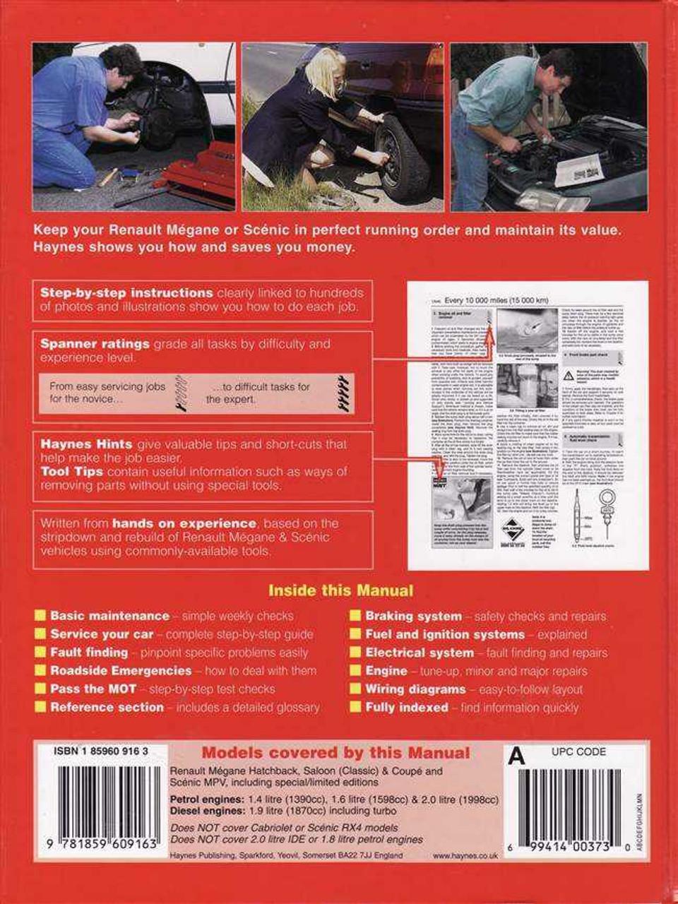 2002 2008 renault megane ii workshop repair service manual