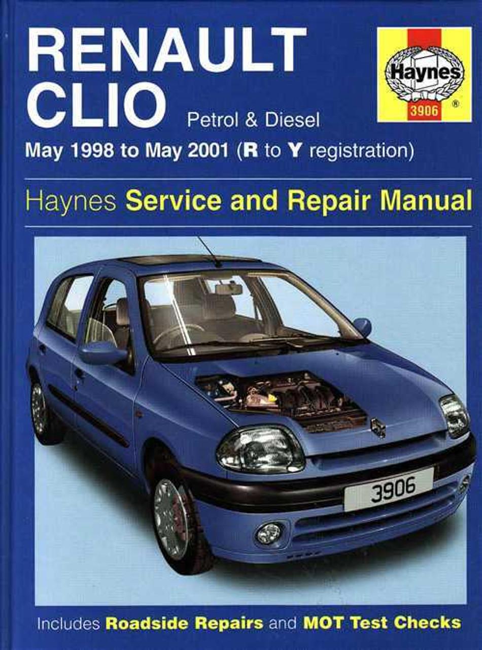 clio 2 haynes workshop manual