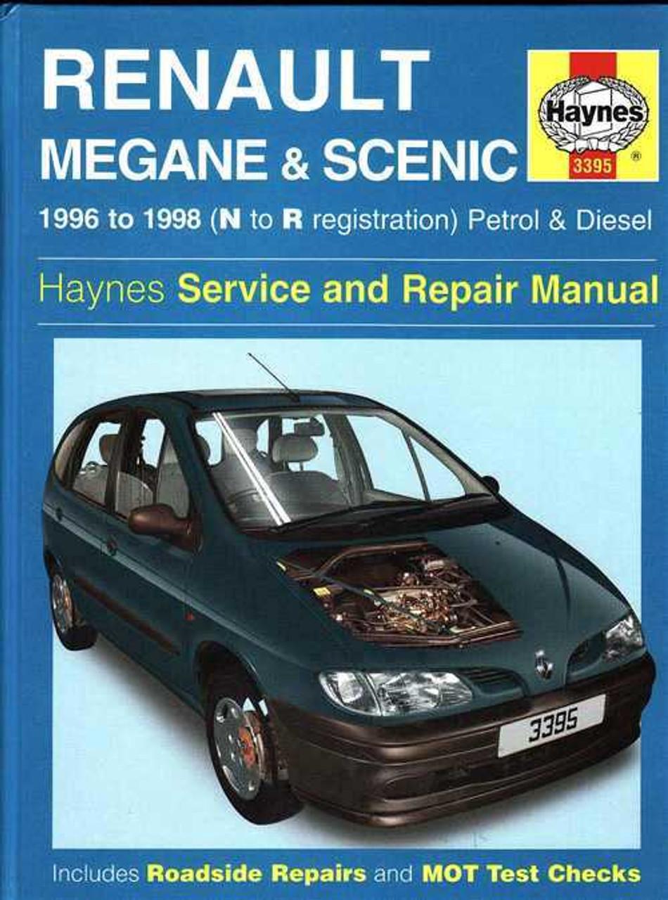 Bestseller  Renault Scenic Service Manual Estate