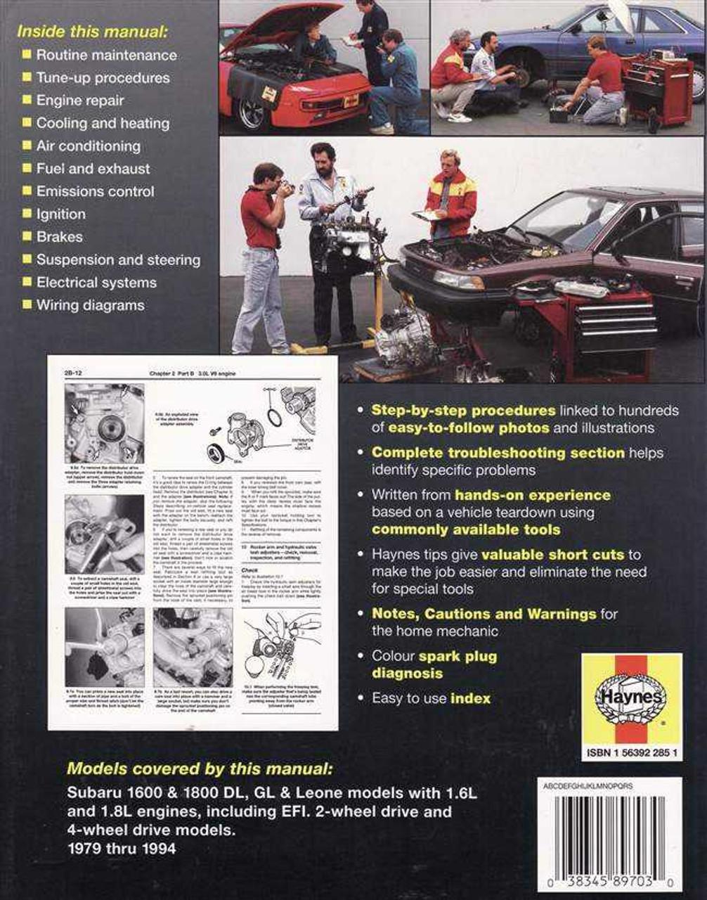 https://www automotobookshop com au/subaru-1600-and-1800-dl-gl-leone-models-1979-1994-workshop-manual/