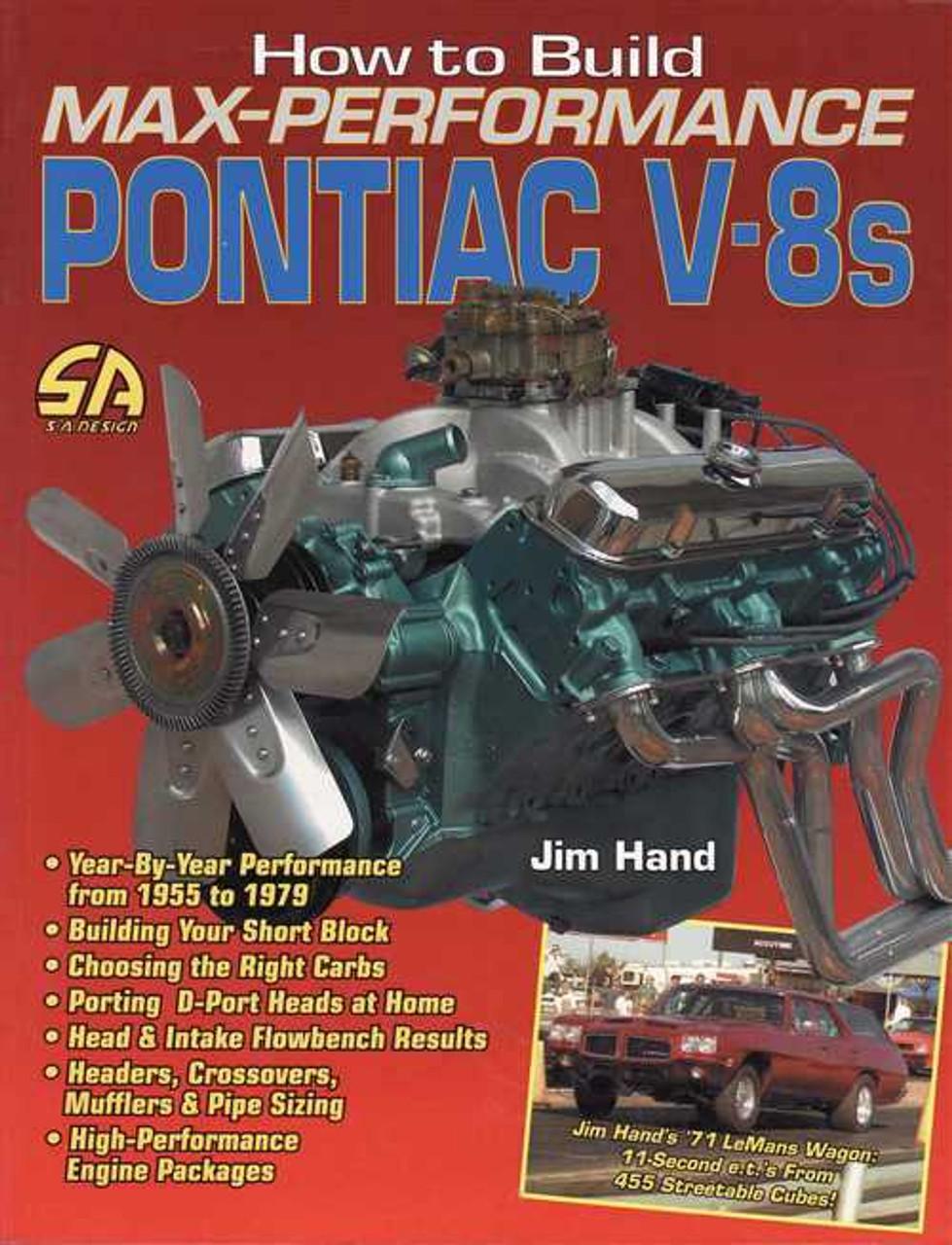How to Build Max - Performance Pontiac V-8s