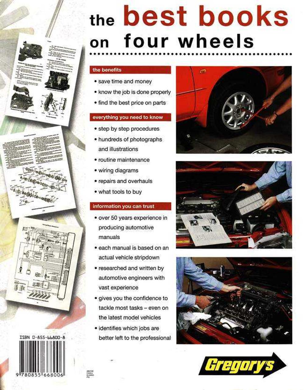 Volkswagen Commercial Type 2 1973 - 1981 Workshop Manual