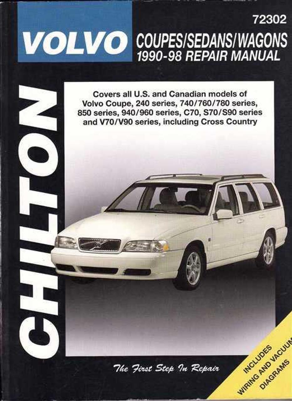 volvo v70 1998 manual