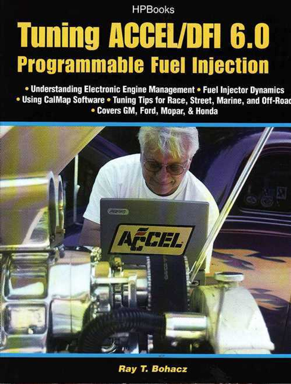 Tuning ACCEL / DFI 6.0 Programmable Fuel Injection on