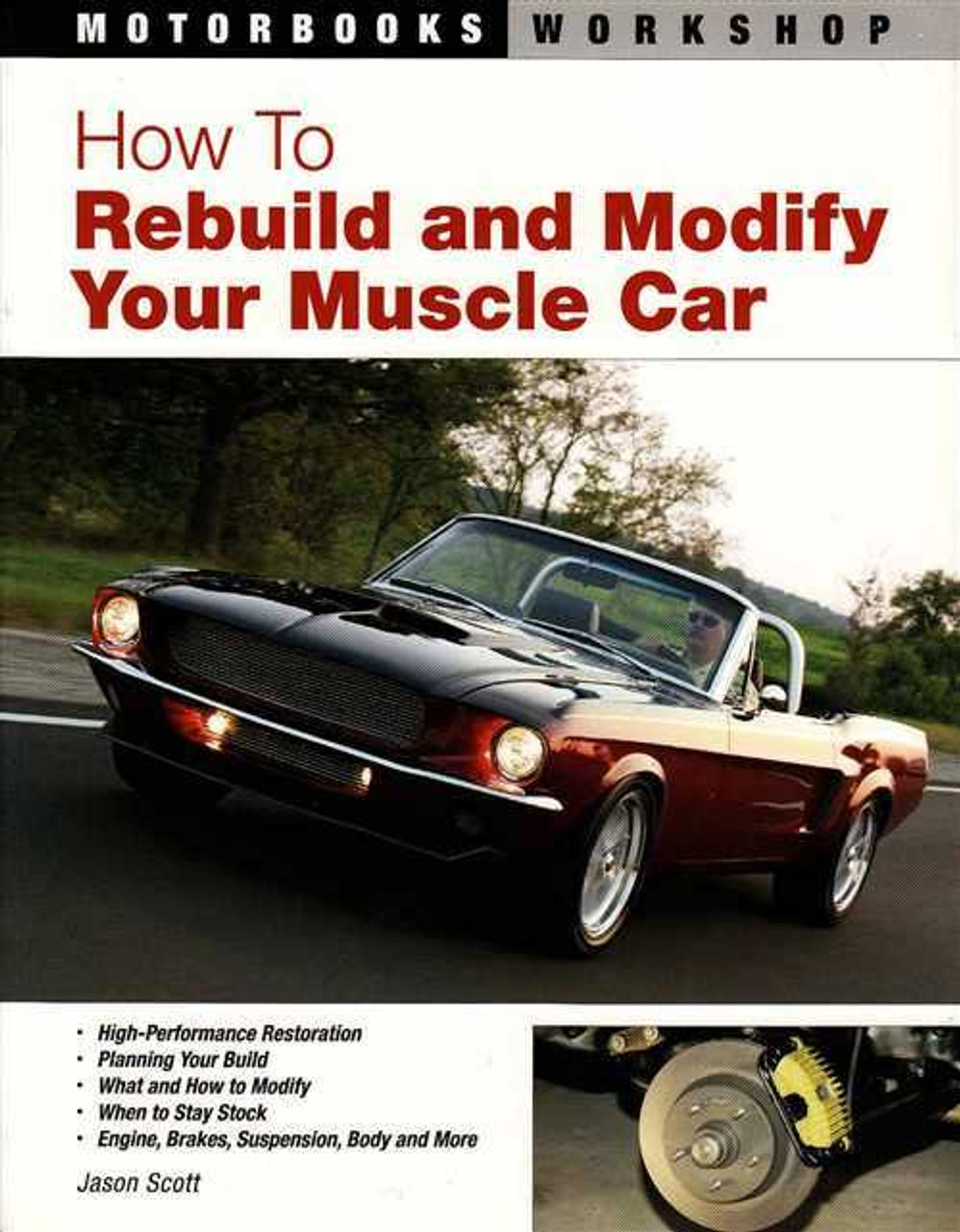 how to restore a classic muscle car