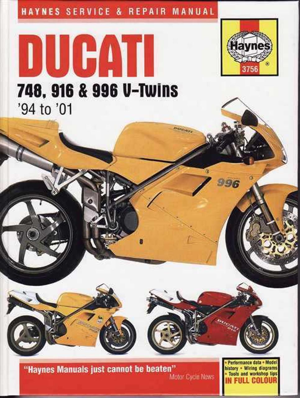 https://www automotobookshop com au/ducati-748-916-and-996-v-twins-1994-to-2001-workshop-manual/