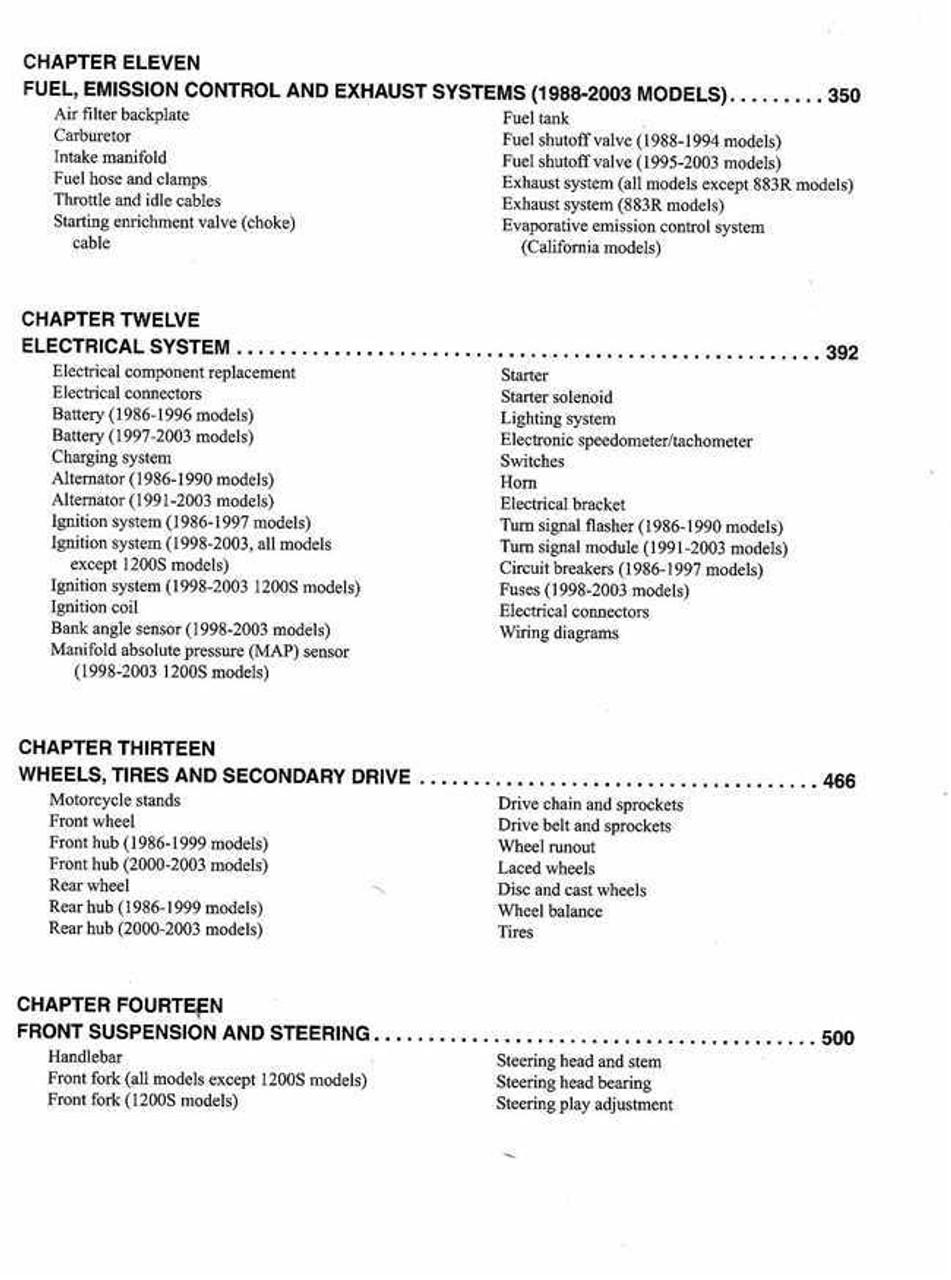 on harley wiring diagram carburetor 1999 2003