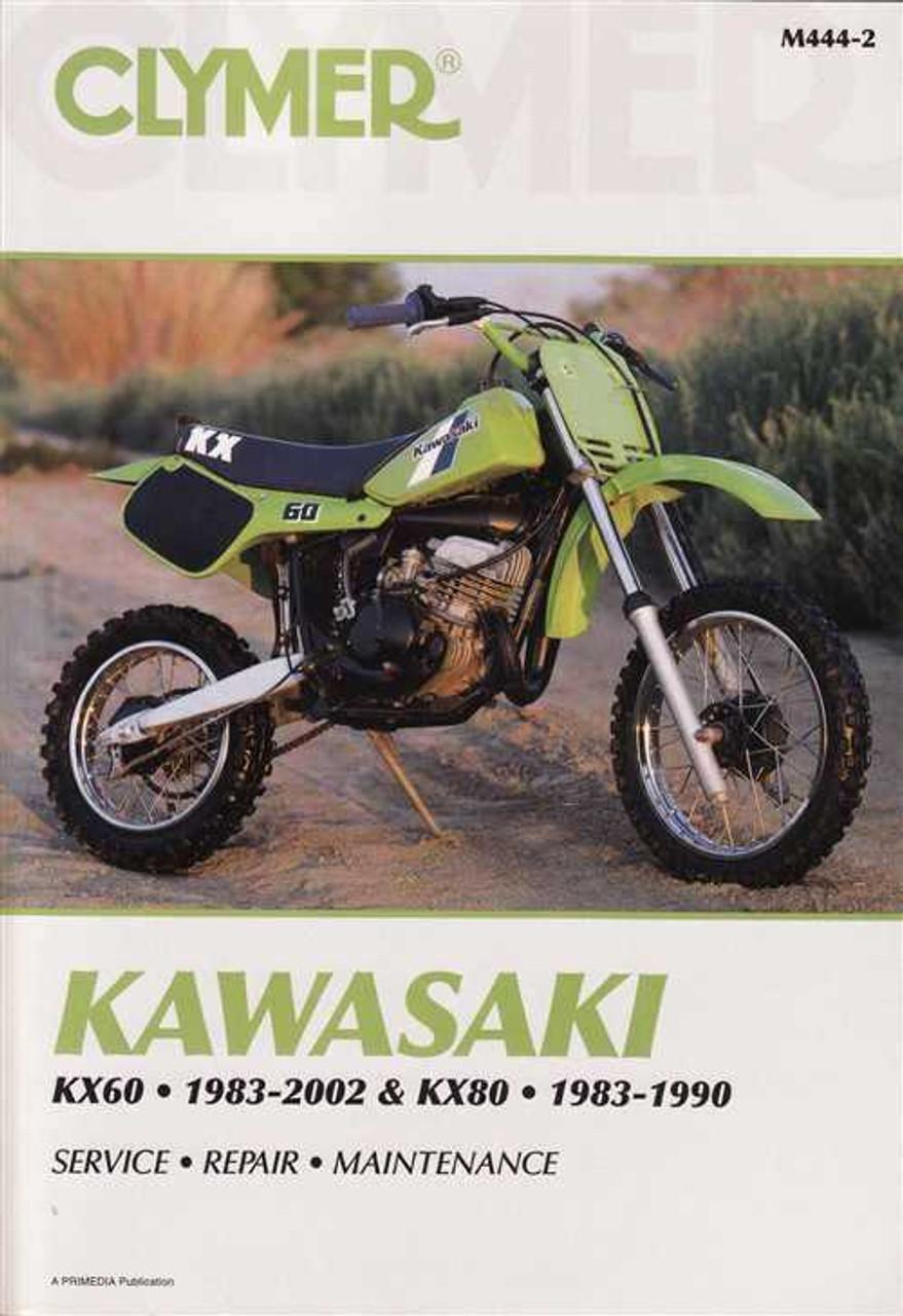 1980 1982 kawasaki kz440 workshop repair service manual