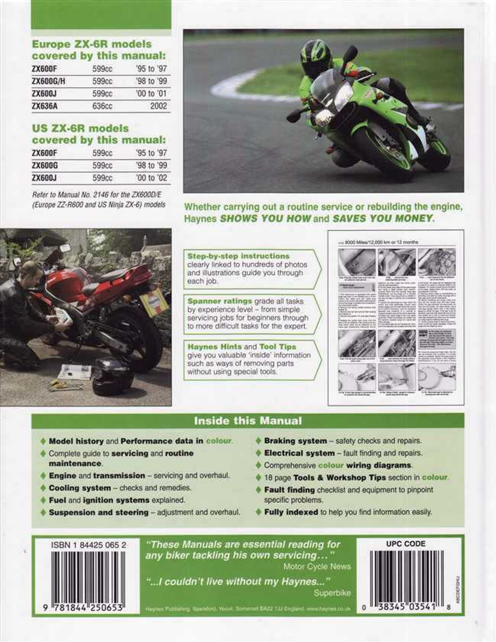 2019 Kawasaki Ninja 650 Service Manual on