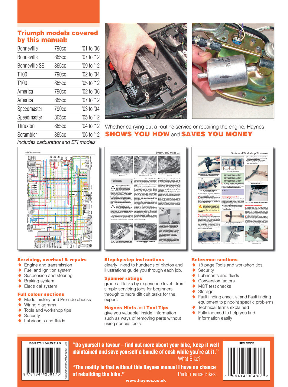 Triumph America Wiring Diagram - Wiring Diagram Content on