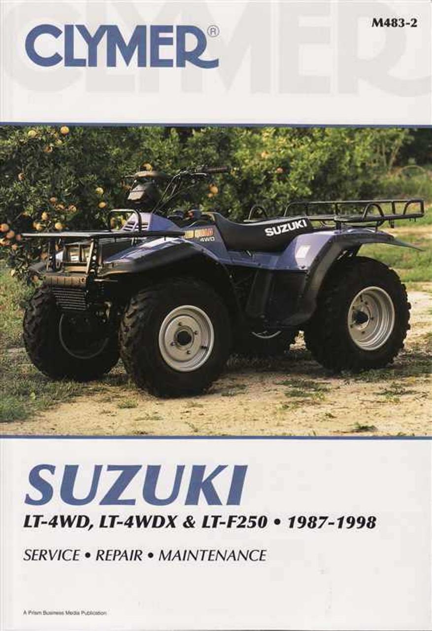 Suzuki LT-4WD QUADRUNNER 4*4 ATV Bearings Kit Both Sides Front Wheel 1987-1998