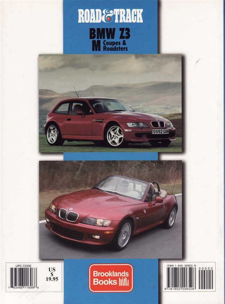 Except M Roadster Bmw Z3 Roadster Buyer S Guide 1996 2002 All Models Book Auto Parts And Vehicles Auto Parts Accessories