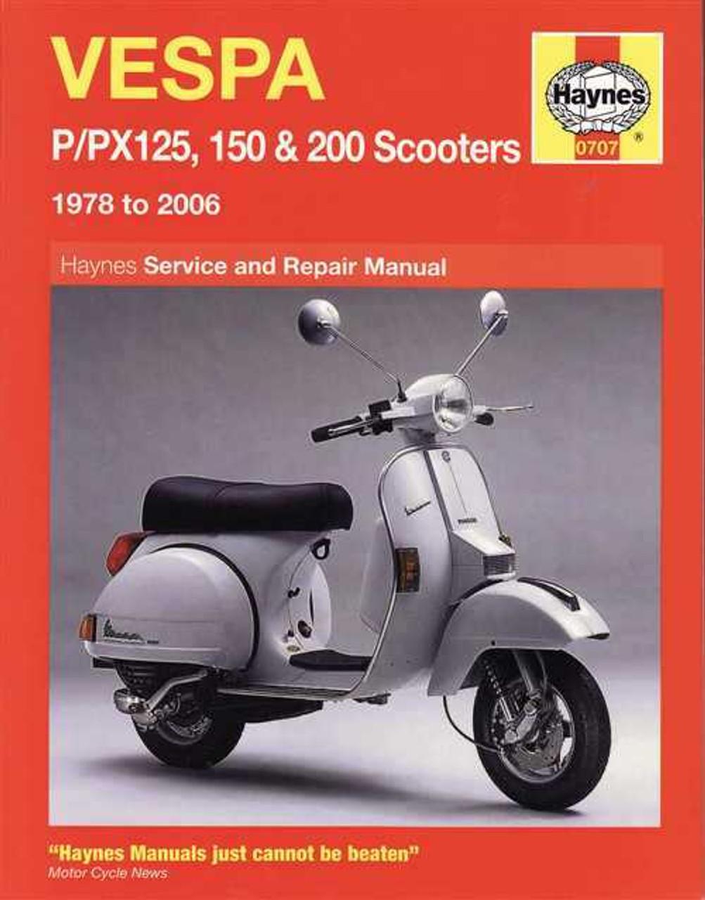 manual piaggio hexagon 150cc