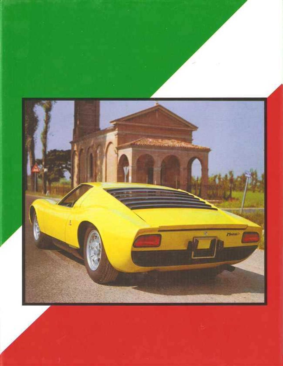 Lamborghini Miura The Analysis Of Lamborghini S First Sensational