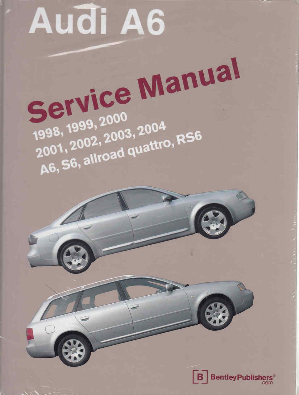 audi b5 2000 service repair manual