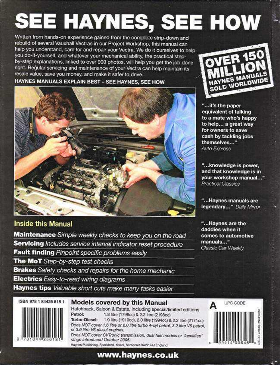 opel vauxhall vectra 1999 2002 service repair factory manual