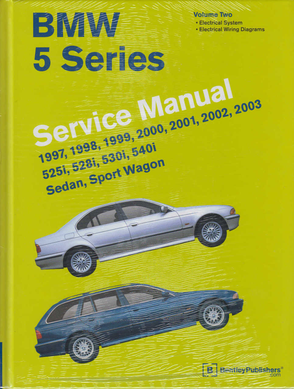 bmw 5 series 525i 528i 530i 535i 540i service manual 1989 2002