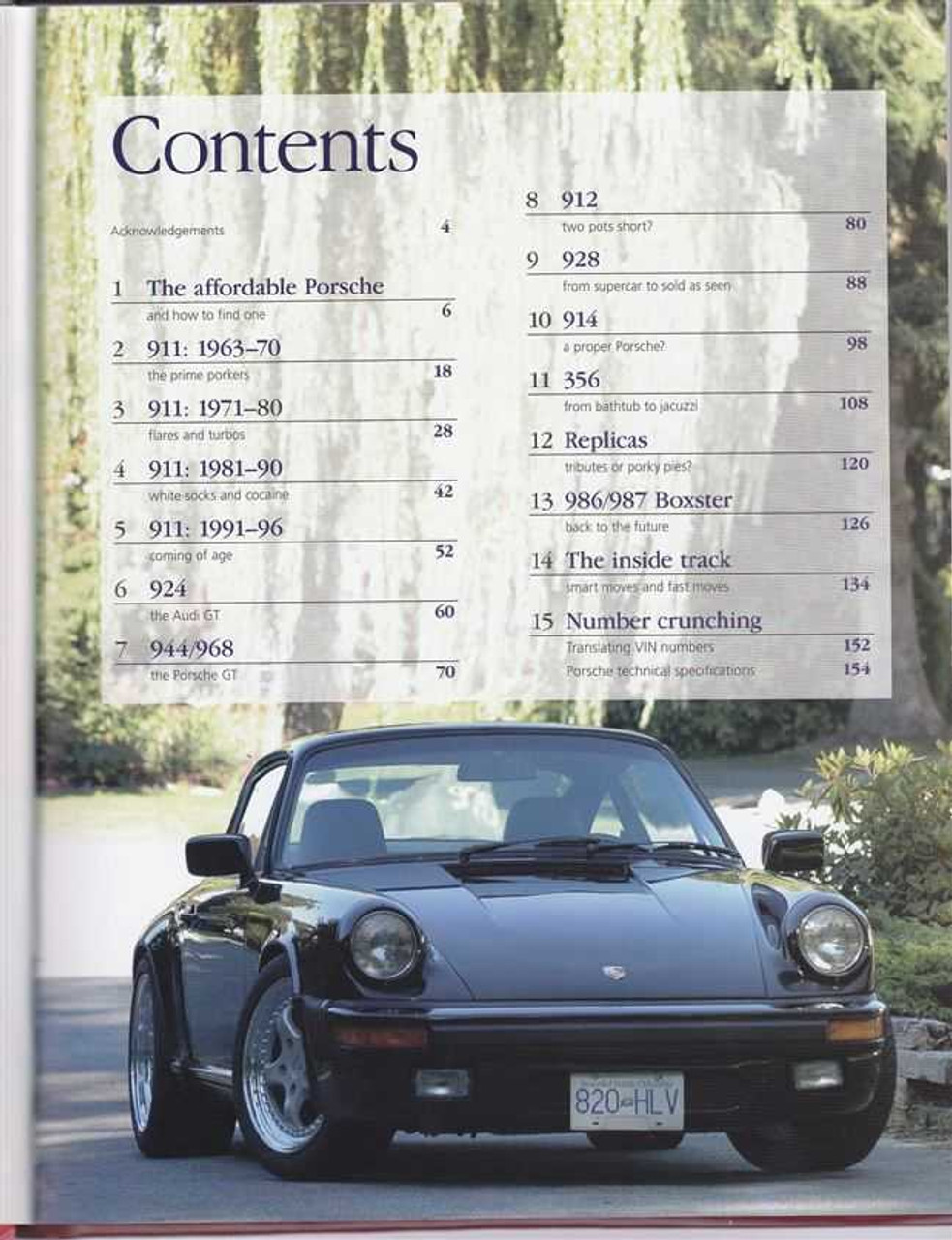 The Affordable Porsche Buying Guide