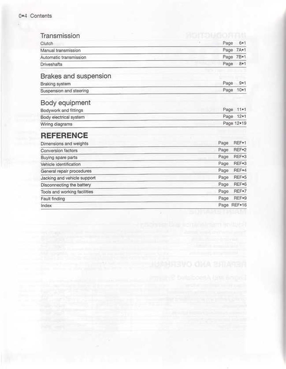 Yaris Workshop Service Manual Maintenance Electrical Wiring Diagram