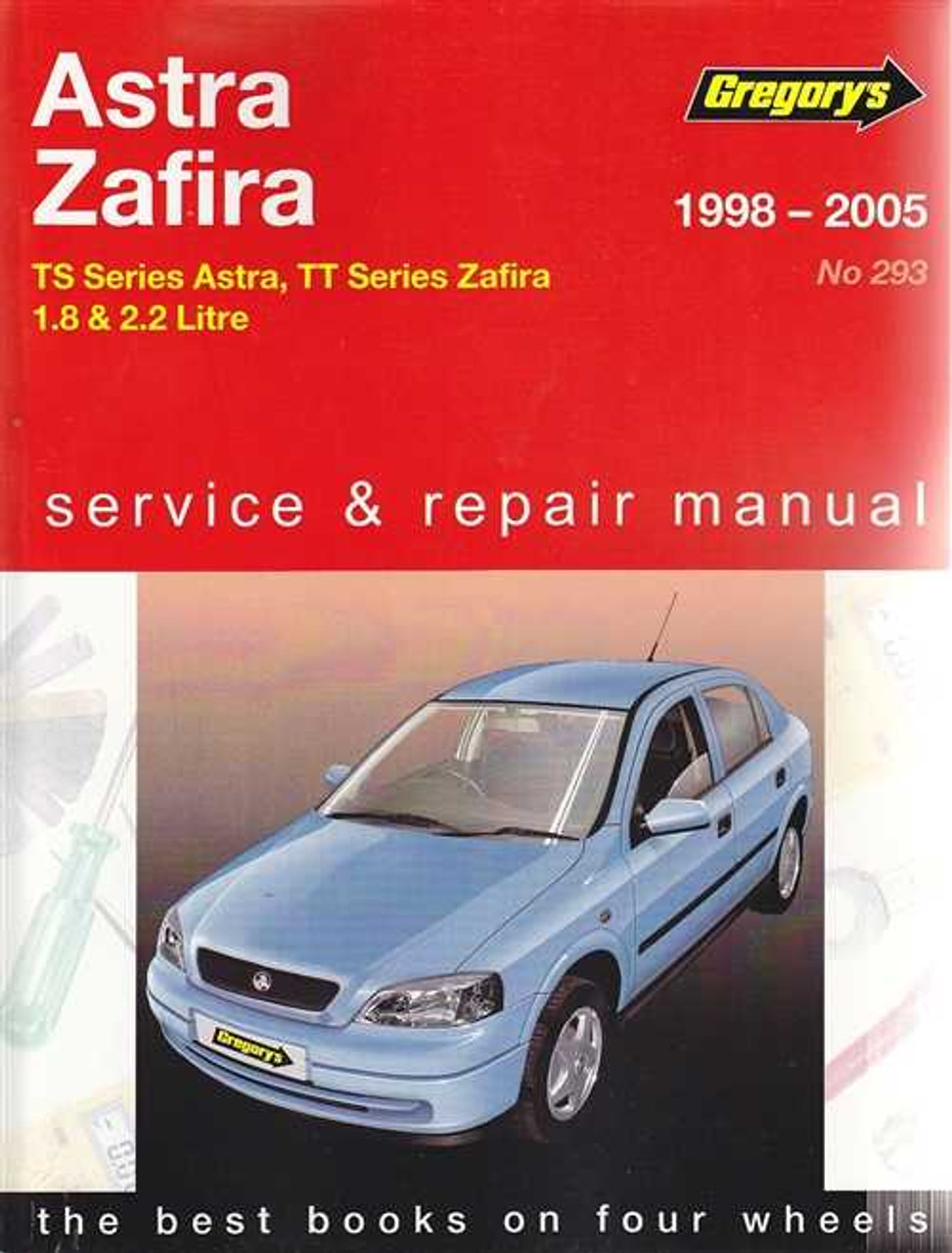 2001 holden astra owners manual