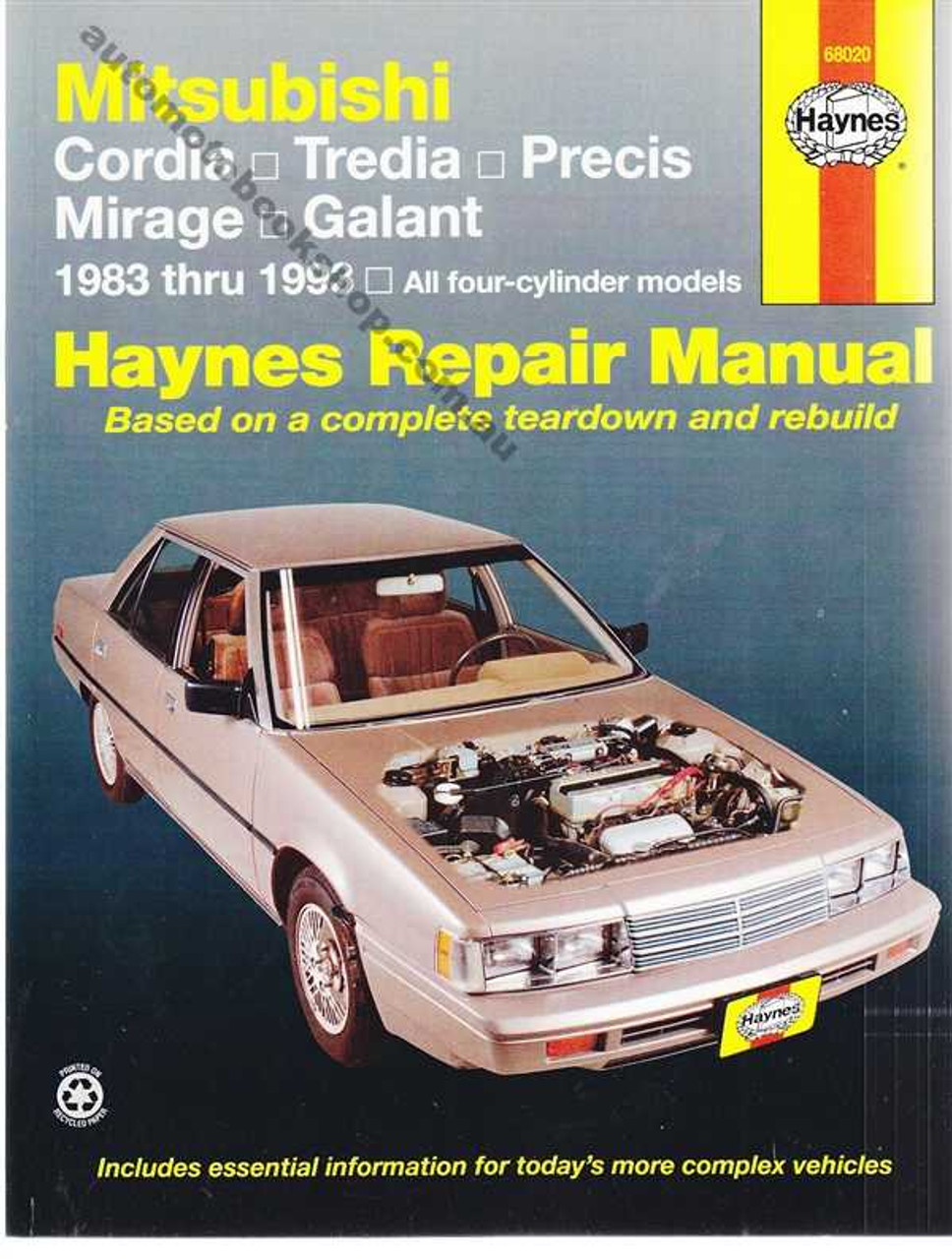 mitsubishi montero 1992 1995 repair service manual