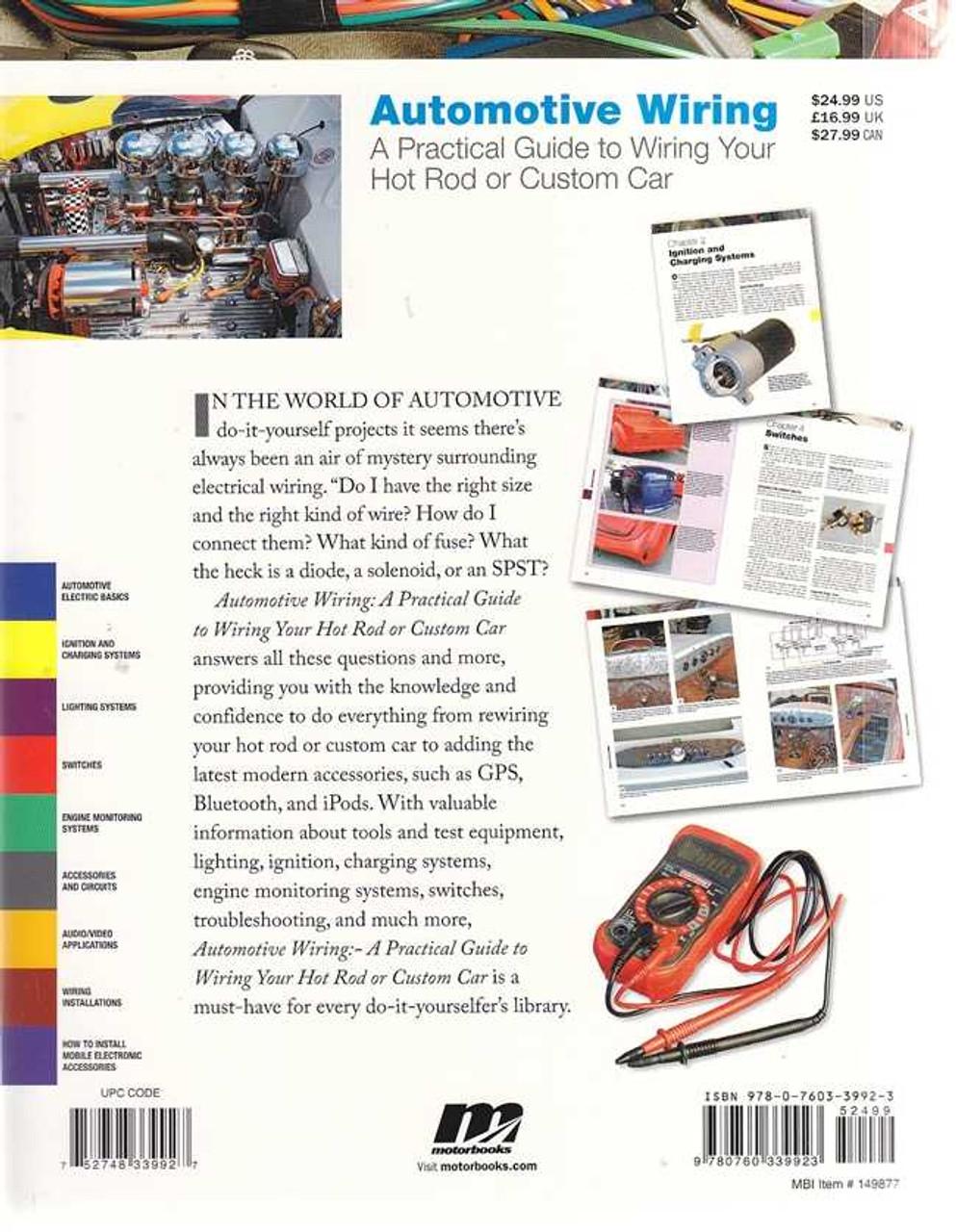 Admirable Automotive Wiring A Practical Guide To Wiring Your Hot Rod Or Wiring Cloud Battdienstapotheekhoekschewaardnl