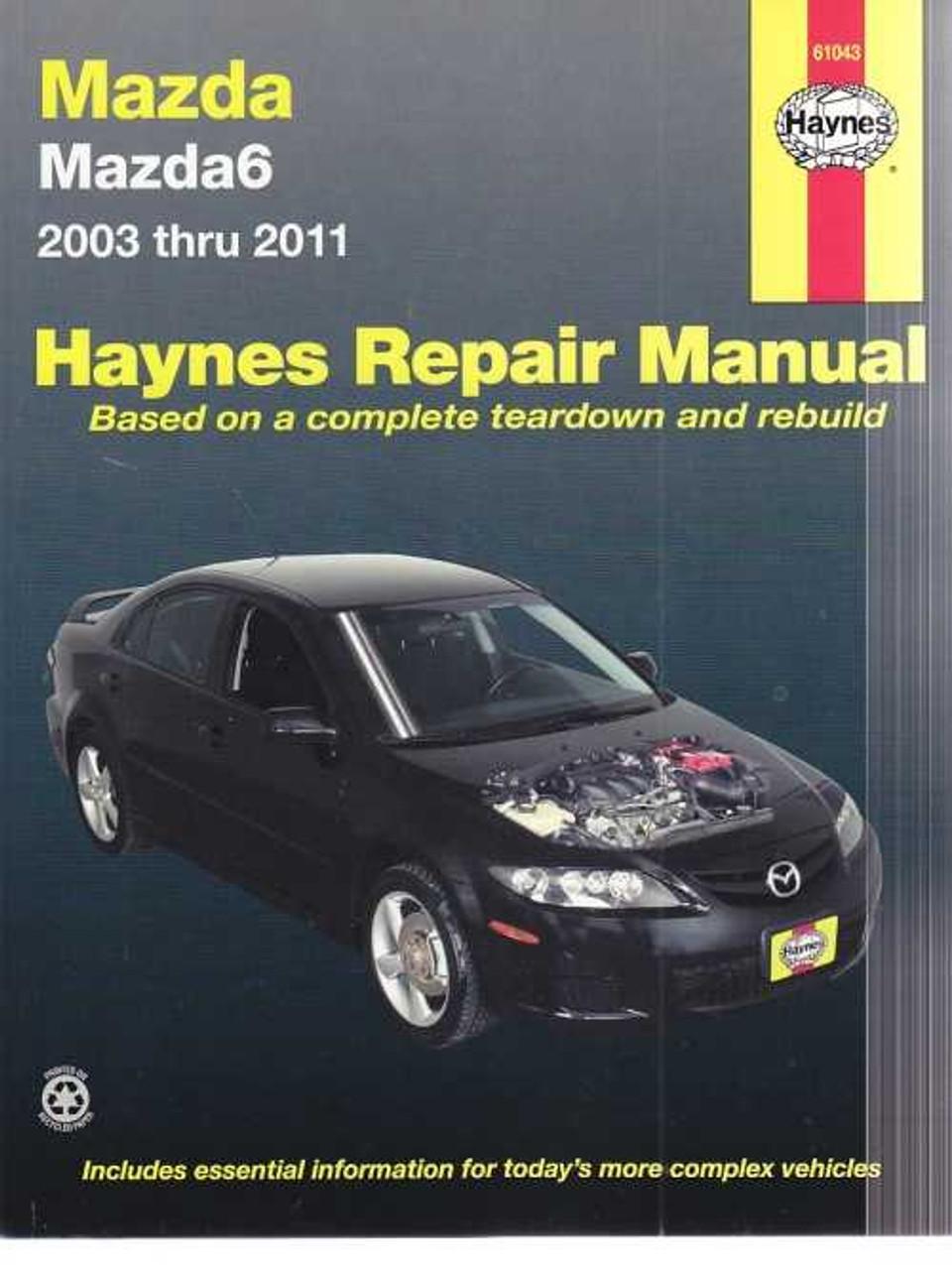 mazda 2 haynes manual