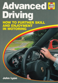 Advanced Driving front cover