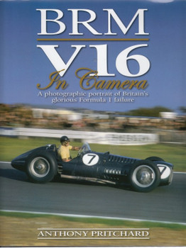 BRM V16 in Camera front cover